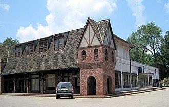 Wilson, Arkansas - Downtown Wilson