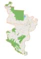 Wojnicz (gmina) location map.png