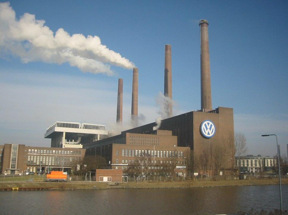 Wolfsburg VW-Werk