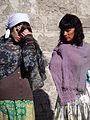 Women outside Cetinje Monastery - Cetinje - Montenegro.jpg