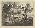 Wooded Landscape with Herdsmen and Cows MET DP819241.jpg