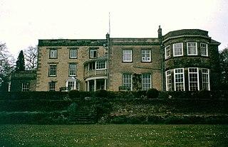 Wydale Hall House near Brompton-by-Sawdon, North Yorkshire, England