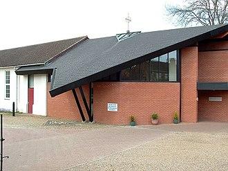 Far East prisoners of war - Wymondham Catholic Church and FEPOW memorial