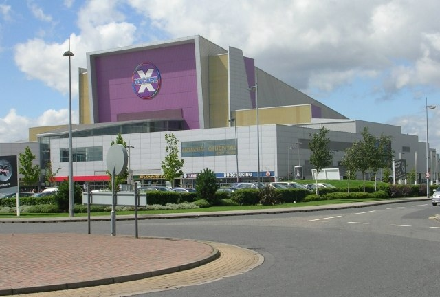 X-scape - Junction 32, Glass Houghton - geograph.org.uk - 906292