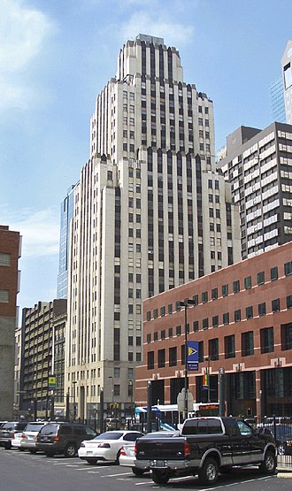 National Register of Historic Places listings in Jackson County, Missouri: Downtown Kansas City - Image: X Bryant Building Kansas City MO