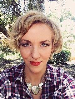 Xeni Jardin American journalist