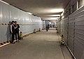 Xidan East Pedestrian Tunnel under construction (20170911111746).jpg