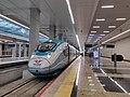 YHT train at Ankara railway station.jpg