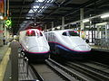 Yamabiko Superexpress at Morioka Station 20110824.jpg