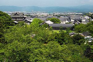 Yamatokōriyama - Town of Yamatokōriyama