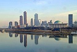Yeouido Skyline