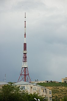 Yerevan TV tower Armenia.jpg