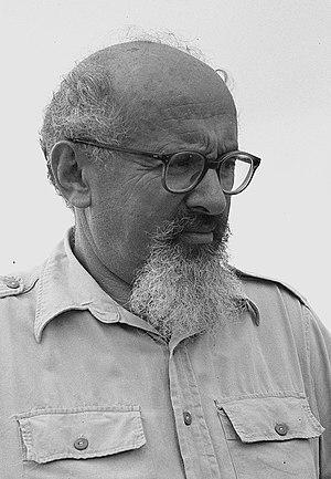 Yitzhak Sadeh - General Sadeh, 1950