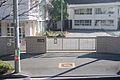 Yokosuka municipal Sawayama elementary school gate.JPG