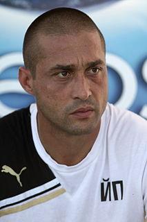 Yordan Petkov Bulgarian footballer