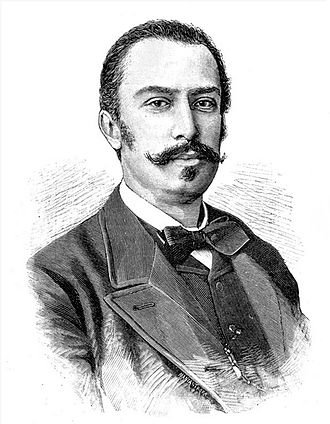 Giovanni Giolitti - Giolitti during the first years of his political career.