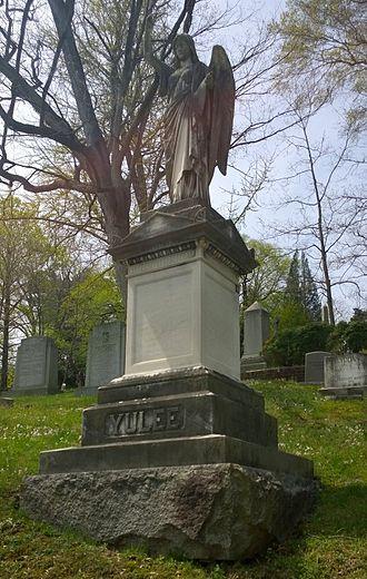 David Levy Yulee - Yulee gravesite