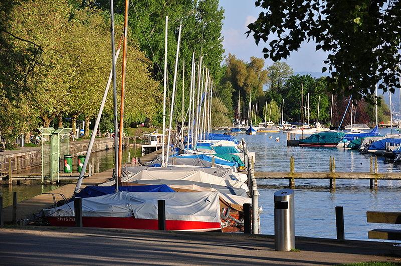File:Zürich - Hafen Riesbach IMG 4038.JPG