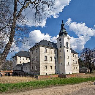 Zabór,  Любуское воеводство, Польша