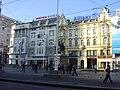 Zagreb - Ban Jelačić Square.JPG