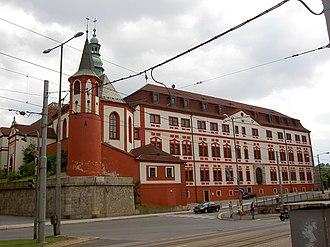 Liberec - Liberec Castle