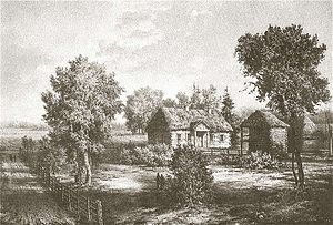Adam Mickiewicz - Zaosie manor, possible birthplace