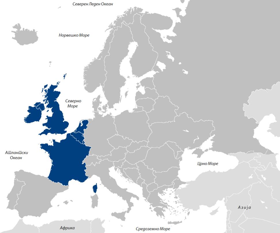 Zapadna Evropa
