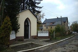 Zawiszyce Place in Opole, Poland