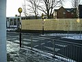 Zebra Crossing, Old Church Road, Whitchurch, Cardiff - geograph.org.uk - 1727851.jpg
