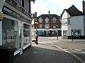 Zebra crossing at Newbury Street - geograph.org.uk - 602812.jpg