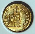 Zecca di roma, aureo di settimio severo, 197 ac. 02.JPG