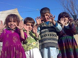 Zerok District District in Paktika, Afghanistan
