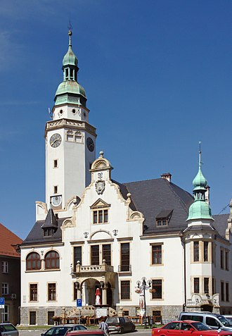 Ziębice - Image: Ziębice, radnice