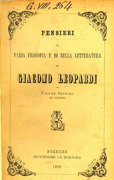 File:Zibaldone di pensieri VII.djvu