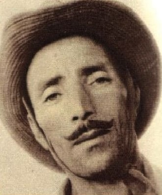 Youcef Zighoud - portrait of Youcef Zighoud