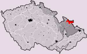 Opawskie Mountains - Image: Zlatohorska vrchovina CZ I4C 6