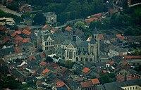 Zoutleeuw aerial view