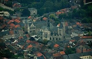Zoutleeuw Municipality in Flemish Community, Belgium