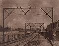 Zur Eröffnung der Wiener Stadtbahn - Streckenausrüstung auf der Linie von Hütteldorf nach Ober-St. Veit.jpg