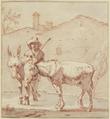 Zwei Esel und ihr Treiber (SM 783z).png
