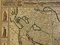 """Asiae Nova Descriptio,"" by P. Kaerius, 1614 - northwest.jpg"