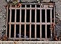 """Atlanta"" grating cover, Belfast - geograph.org.uk - 2538461.jpg"