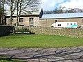 """Deerness Arabians"", Stanley Hall Farm - geograph.org.uk - 151677.jpg"