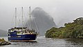 """Milford Mariner"" Milford Sound. (8111857251).jpg"