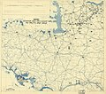 (August 6, 1944), HQ Twelfth Army Group situation map. LOC 2004629100.jpg