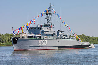 Soviet coastal minesweeper class
