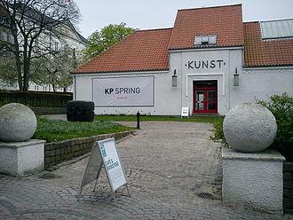 Axel Høeg-Hansen - Image: Århus Kunstbygning 2