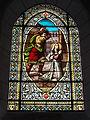 Église Saint-Jean-Baptiste de Saint-Jean-d'Angély, vitrail 01.JPG