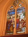 Église Saint-Léger d'Andeville vitrail 2.JPG