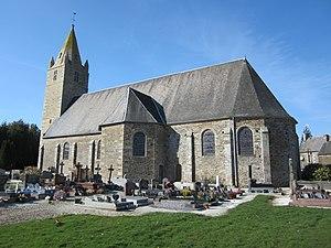 Église Sainte-Anne du Mesnil-Garnier